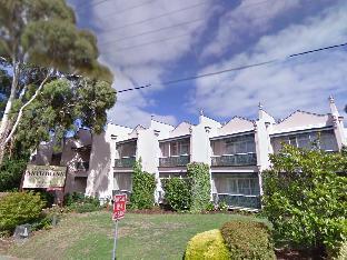 Victoria House Motor Inn Melbourne Australia