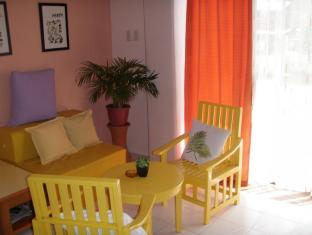 Anthurium Inn Mactan Island - Hotellet indefra