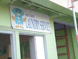 안터리엄 인 막탄 섬 - 시설