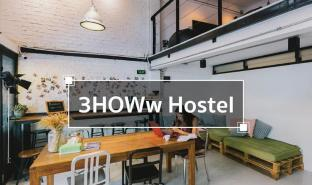 3Howw hostel at Khaosan - Bangkok