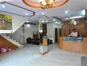 Hotel Pushpak Palace
