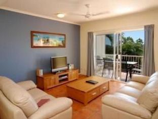 Reefside Villas Whitsunday Islands - Hotellet indefra