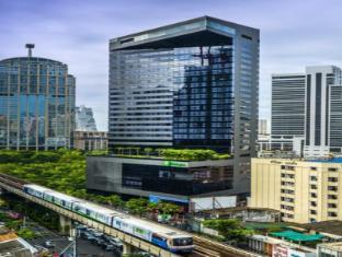 홀리데이 인 방콕 수쿰윗 방콕 - 호텔 외부구조