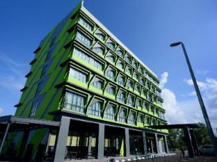 56 Hotel Kuching - Exterior del hotel