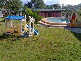 Water Paradise Resort Tagbilaran City - Lekeplass