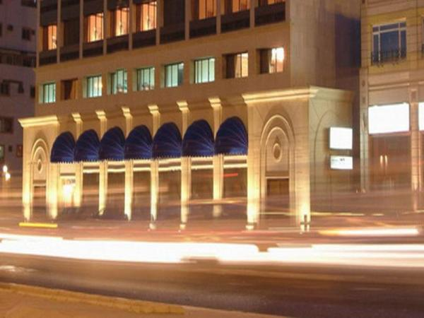 Al Hyatt Jeddah Continental Hotel Jeddah