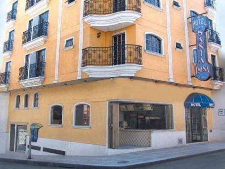 Hotel Suite Santa Rosa