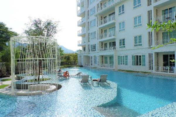 COZY&PRIVACY/HUAHIN Beach/Night Market/POOL/GYM Hua Hin