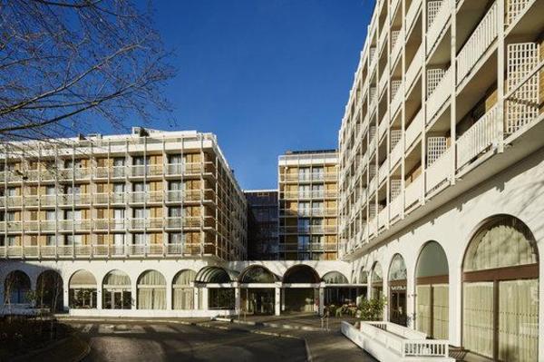 London Marriott Hotel Regents Park London