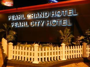 Pearl City Hotel Colombo - Entrance