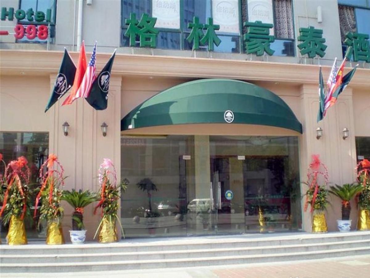 GreenTree Inn Wuxi Hubin Business Street Hotel