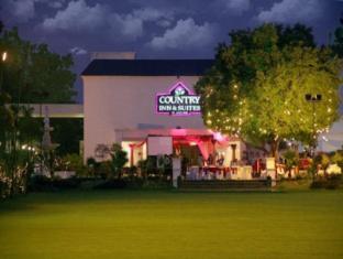 Country Inn & Suites By Carlson, Satbari New Delhi - Hotel exterieur