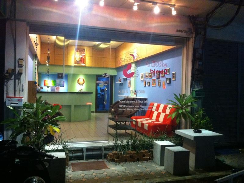 รูปภาพ & รีวิว อะ ลิตเติ้ล เบิร์ด 2 เกสท์เฮาส์ (เชียงใหม่) รีวิว Pantip