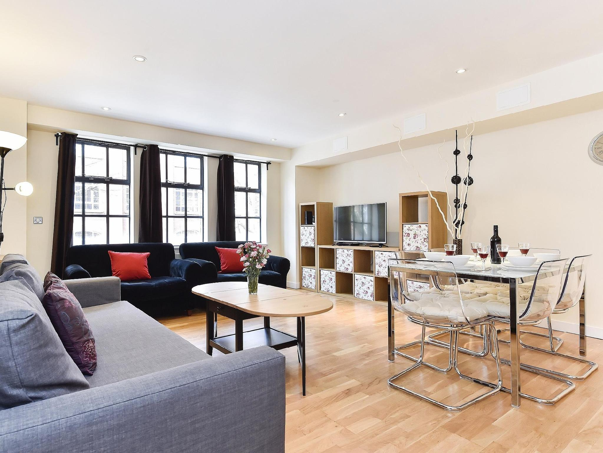 Southwark Nike Apartments