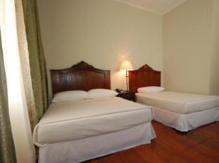 Hotel Salcedo de Vigan ויגאן - חדר שינה