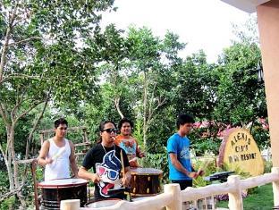 Alexis Cliff Dive Resort Panglao-saari - Hotellin ulkopuoli