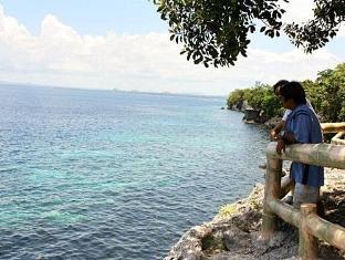 Alexis Cliff Dive Resort Panglao-saari - Näkymä
