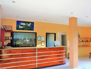 Alexis Cliff Dive Resort Panglao-saari - Vastaanotto
