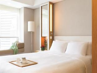 Hotel Jen Hong Kong Honkonga - Istaba viesiem