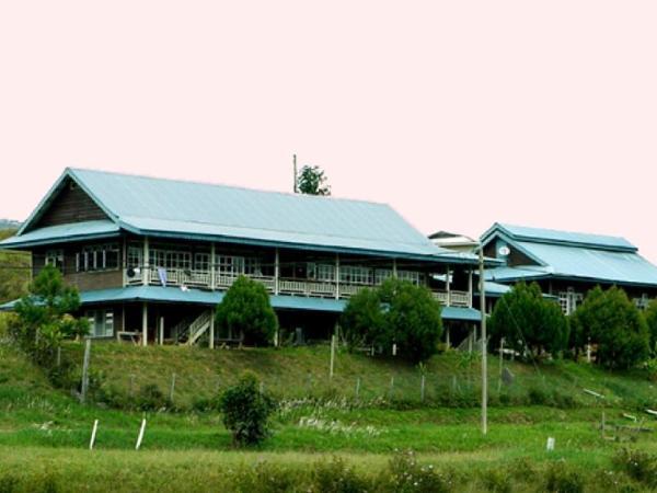 The Ngimat Ayu House Bario