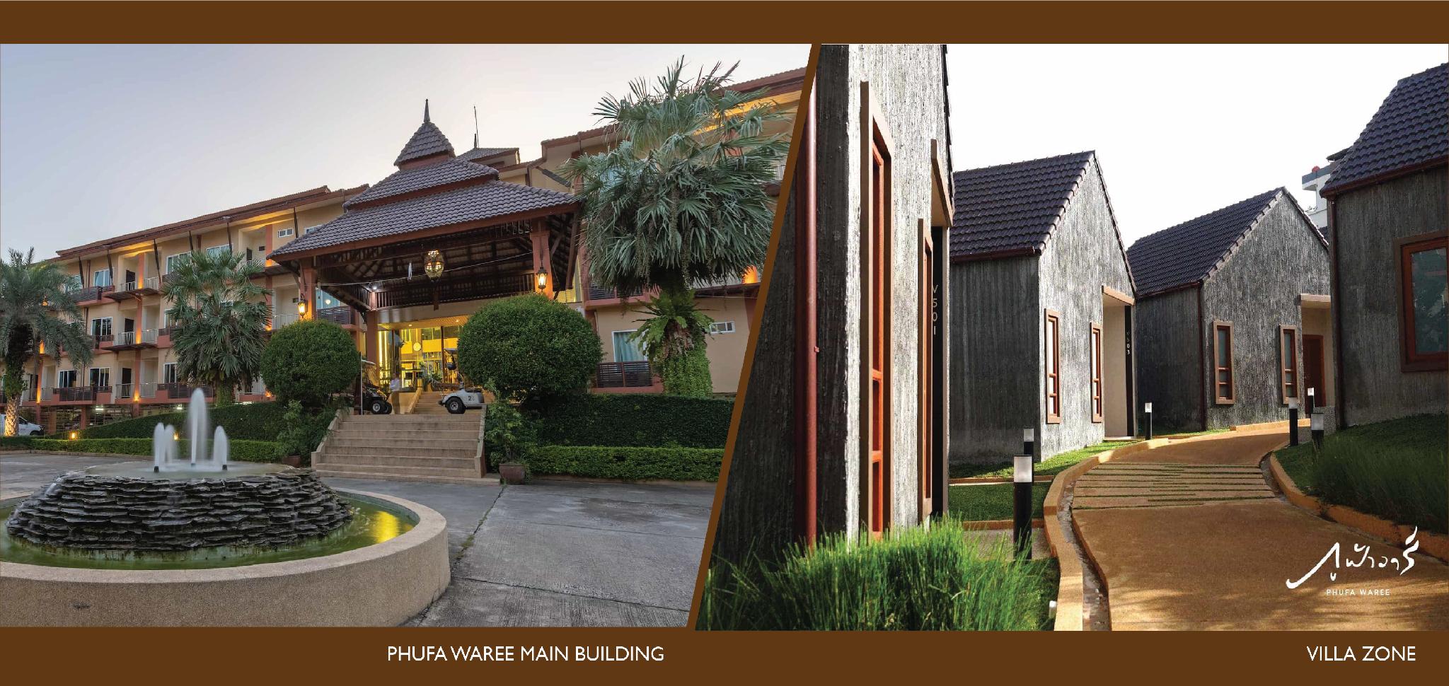 Phufa Waree Chiangrai Resort