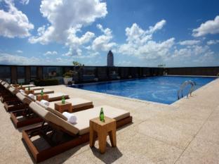 The Okura Prestige Taipei Hotel Taipeh - Schwimmbad