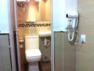 Motel Double Yield Hong Kong - Bathroom