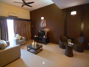 Bayou Lagoon Park Resort Malacca - 3 Bedroom Apartment