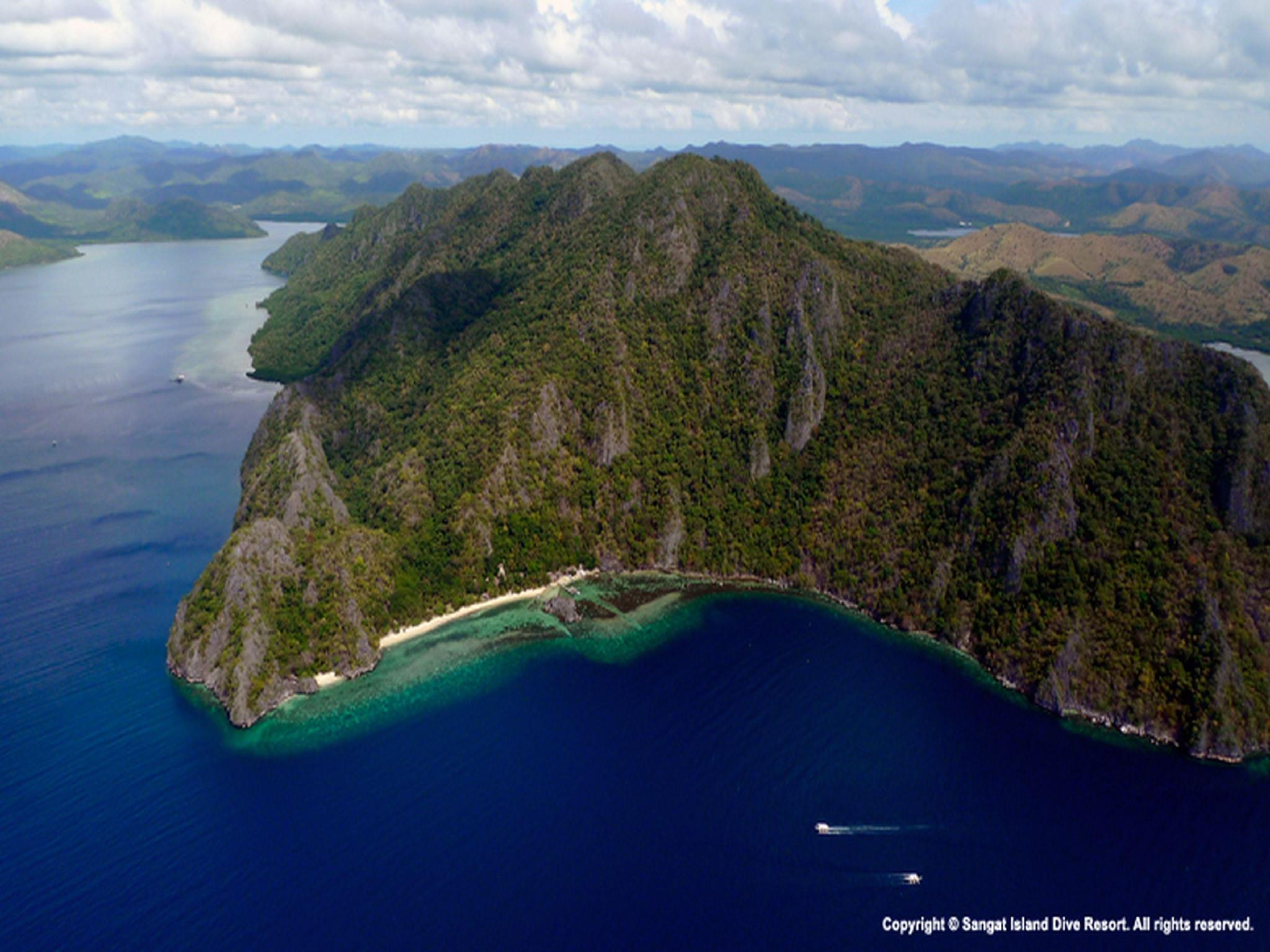 Sangat Island Dive Resort
