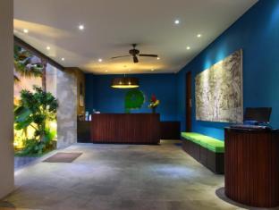 Praja Hotel Bali - Reception