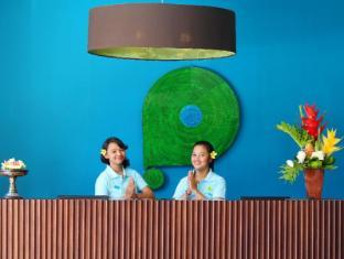 Praja Hotel Bali - recepcija