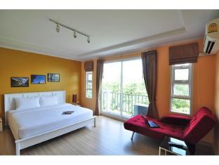 Sleep Room Guesthouse Phuket - Konuk Odası