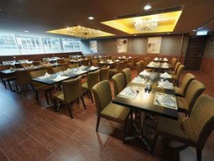 Best Western Grand Hotel Hongkong - restavracija