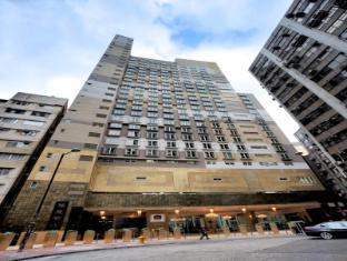 Best Western Grand Hotel Hongkong - zunanjost hotela
