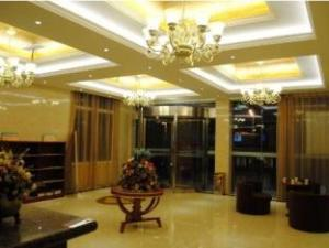 GreenTree Inn Jingjiang Bus Station Express Hotel