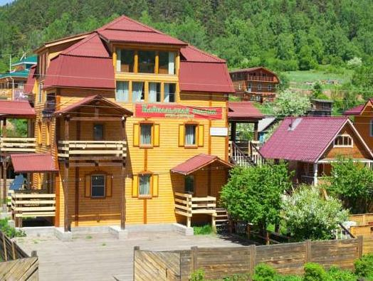 Baikalskaya Skazka Hotel