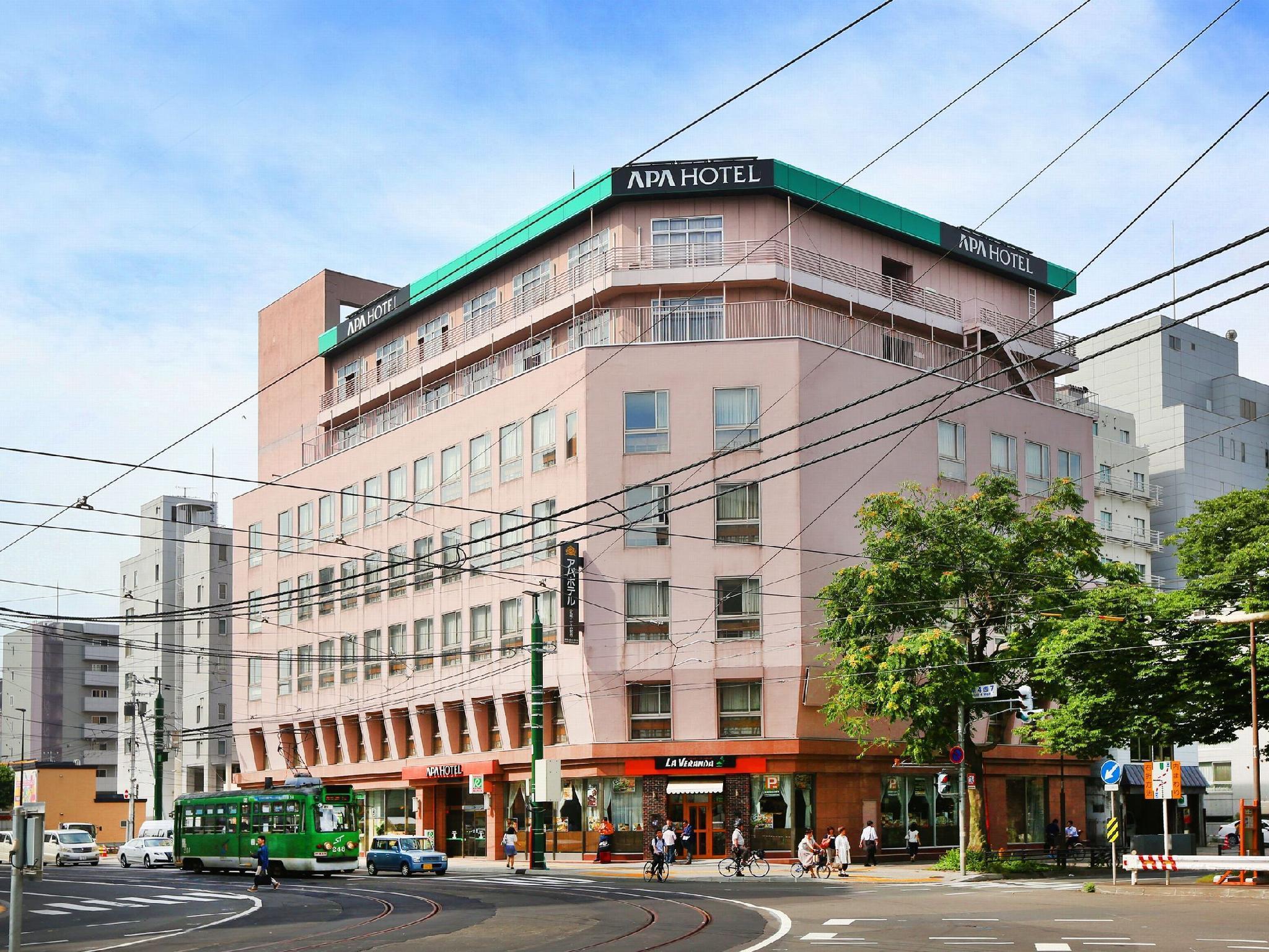 APA Hotel Sapporo Susukino Ekinishi