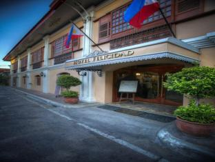 Hotel Felicidad Viganas - Įėjimas