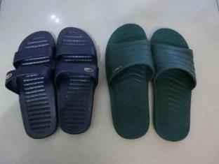 Hung Fai Guest House Hong Kong - Slippers provided