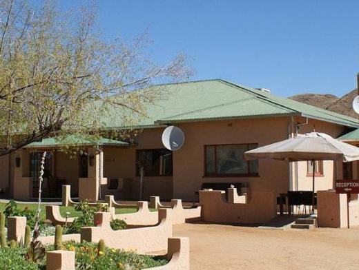 Goibib Mountain Lodge