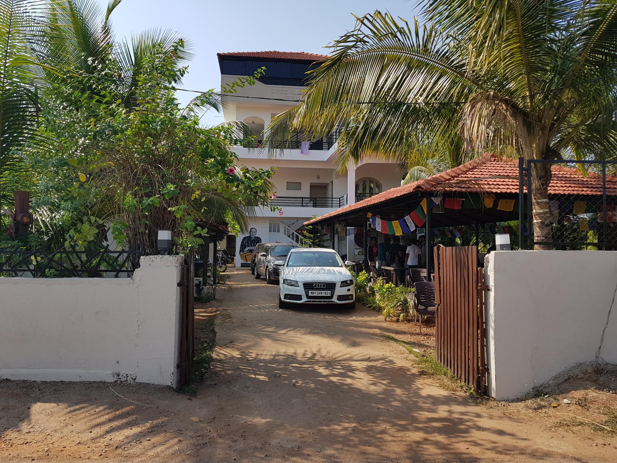 Moustache Goa Cowork Hostel