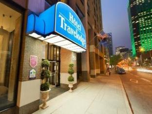 Hotel Travelodge Montreal Centre Montreal (QC) - Exterior