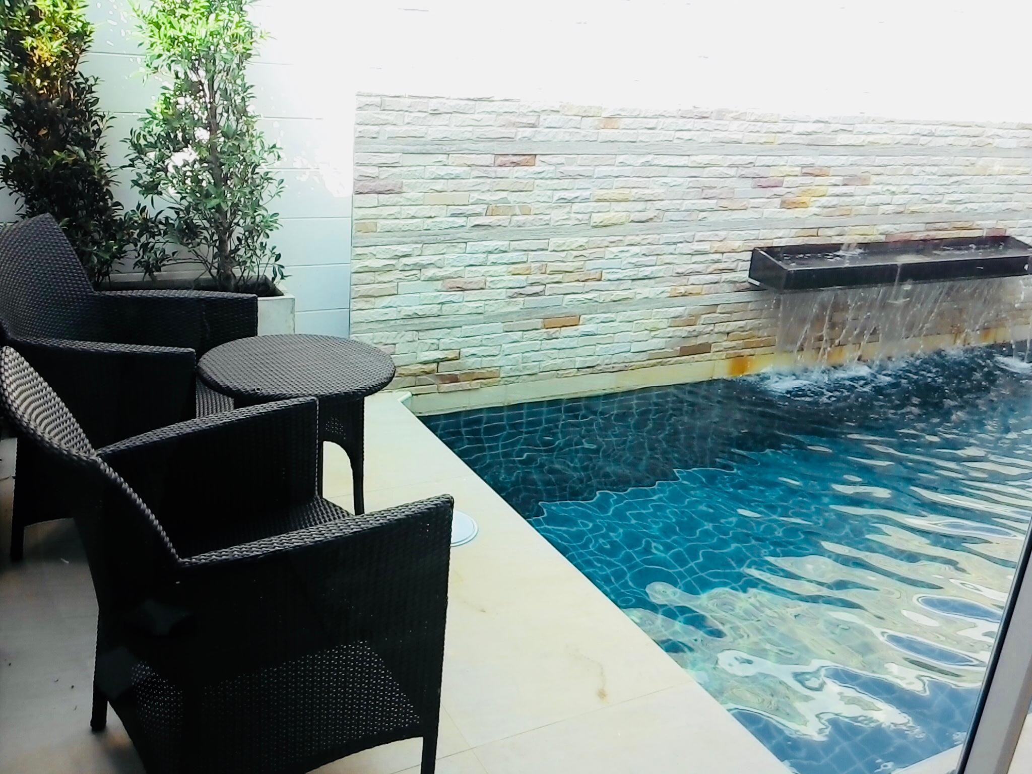 Pool villa pattaya jomtien 145 sqm.