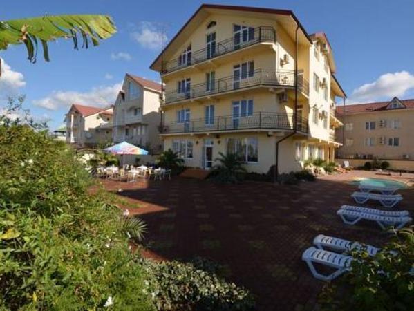 Strana Magnoliy Hotel Adler