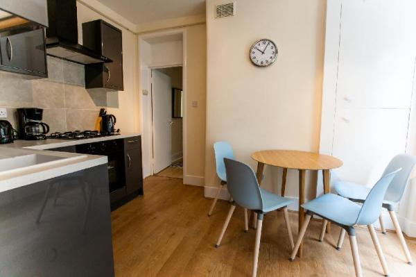 Marylebone Apartment London