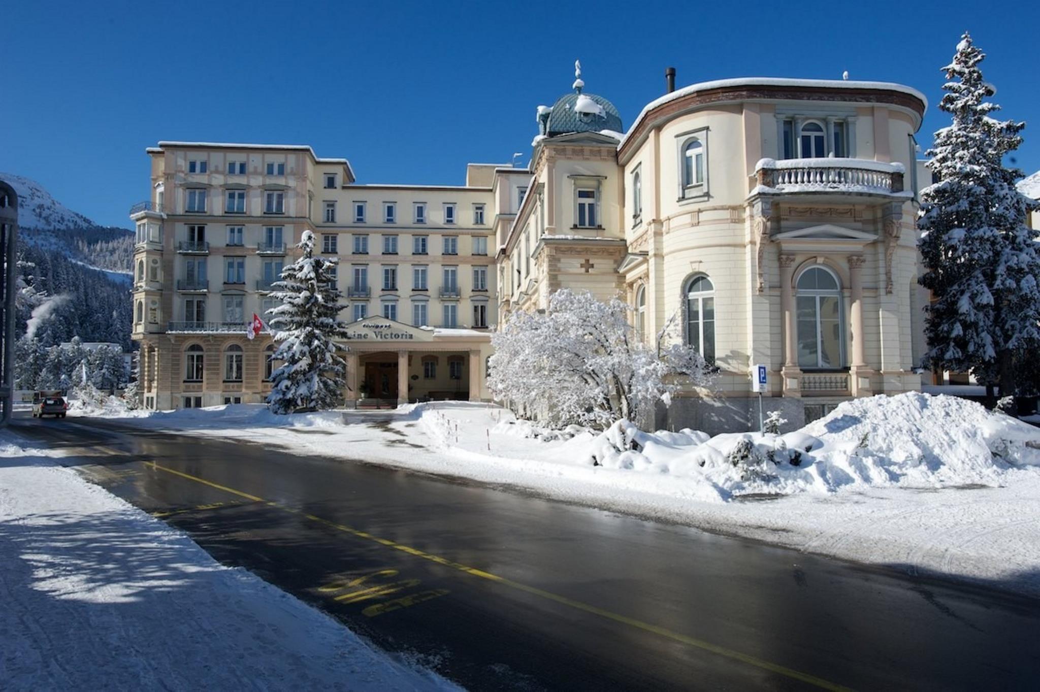 Hotel Reine Victoria Saint Moritz