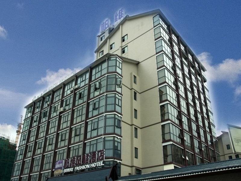 Zhangjiajie Baway Fashion Hotel