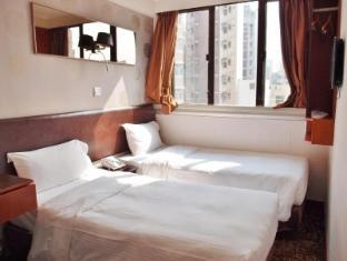 Lander Hotel Prince Edward Hong Kong - Twin Room