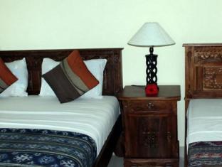 Swan Inn באלי - חדר שינה