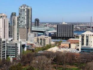 Pegasus Apartment Hotel Melbourne - okolica